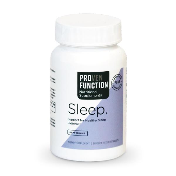 Sleep melatonin