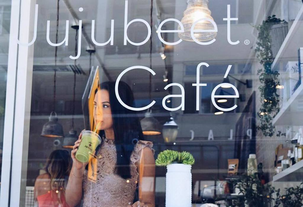 JujuBeet Cafe Higher Health