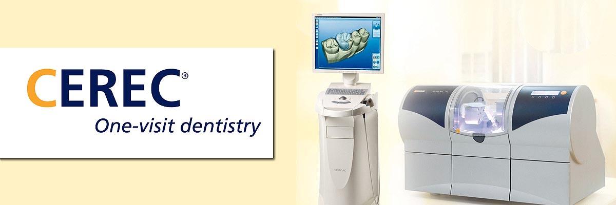 Cerec Dentist