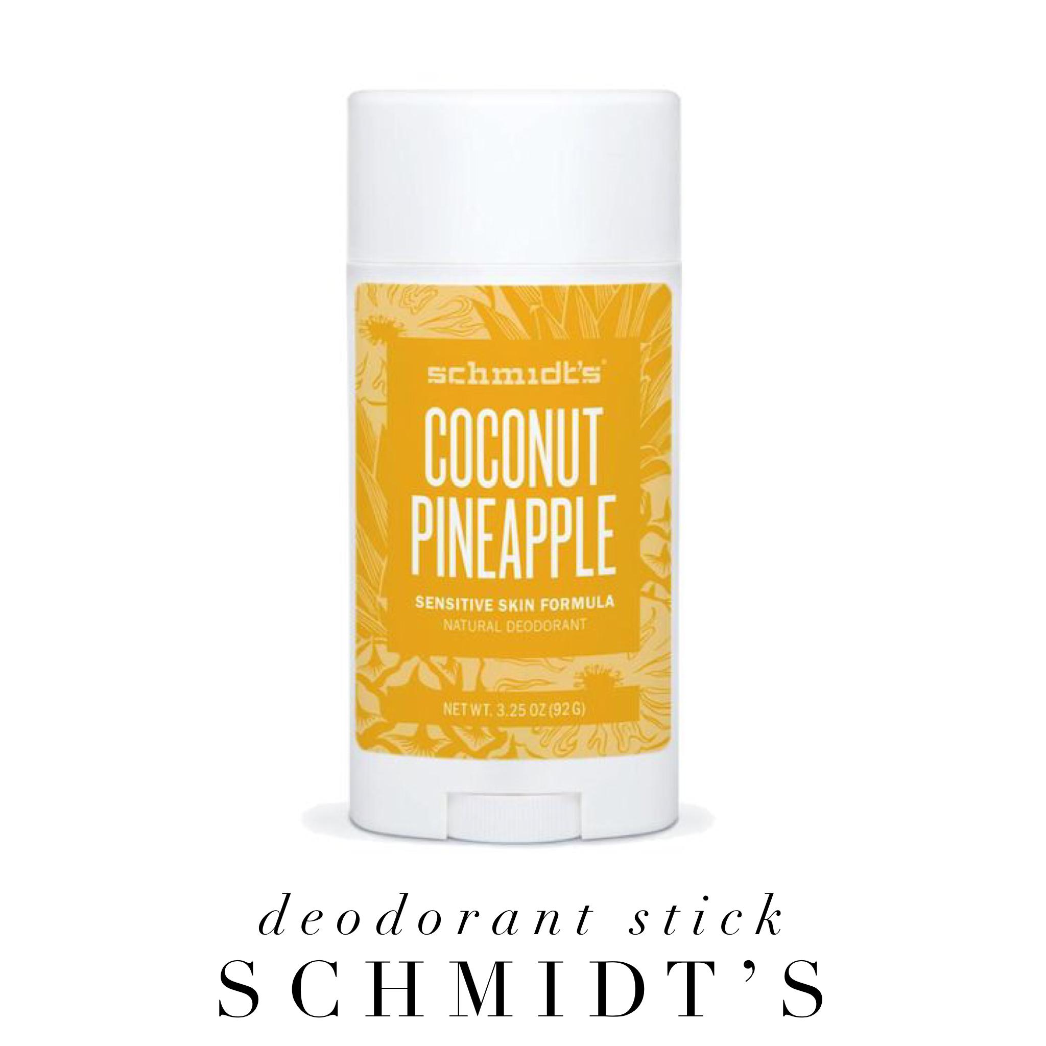 Deodorant by Schmidt's