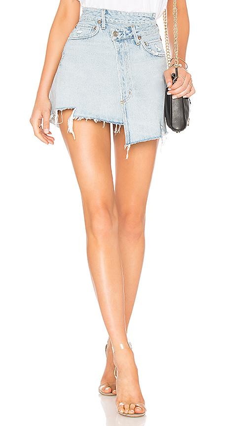 $158 - Cross Skirt