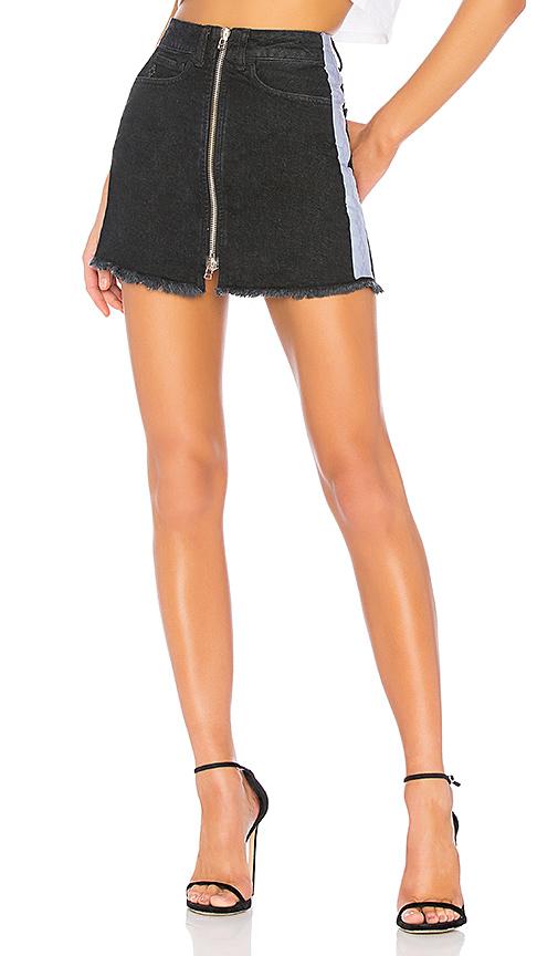 $201 - Cross Tape Skirt