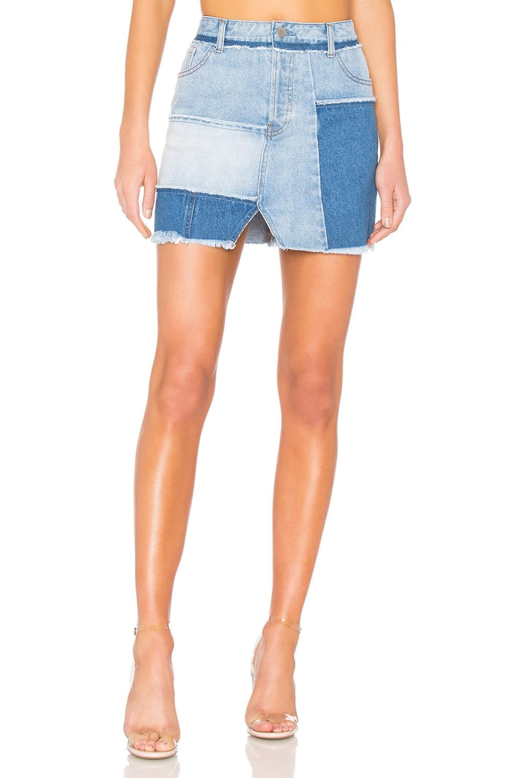 $83 - Patchwork Skirt