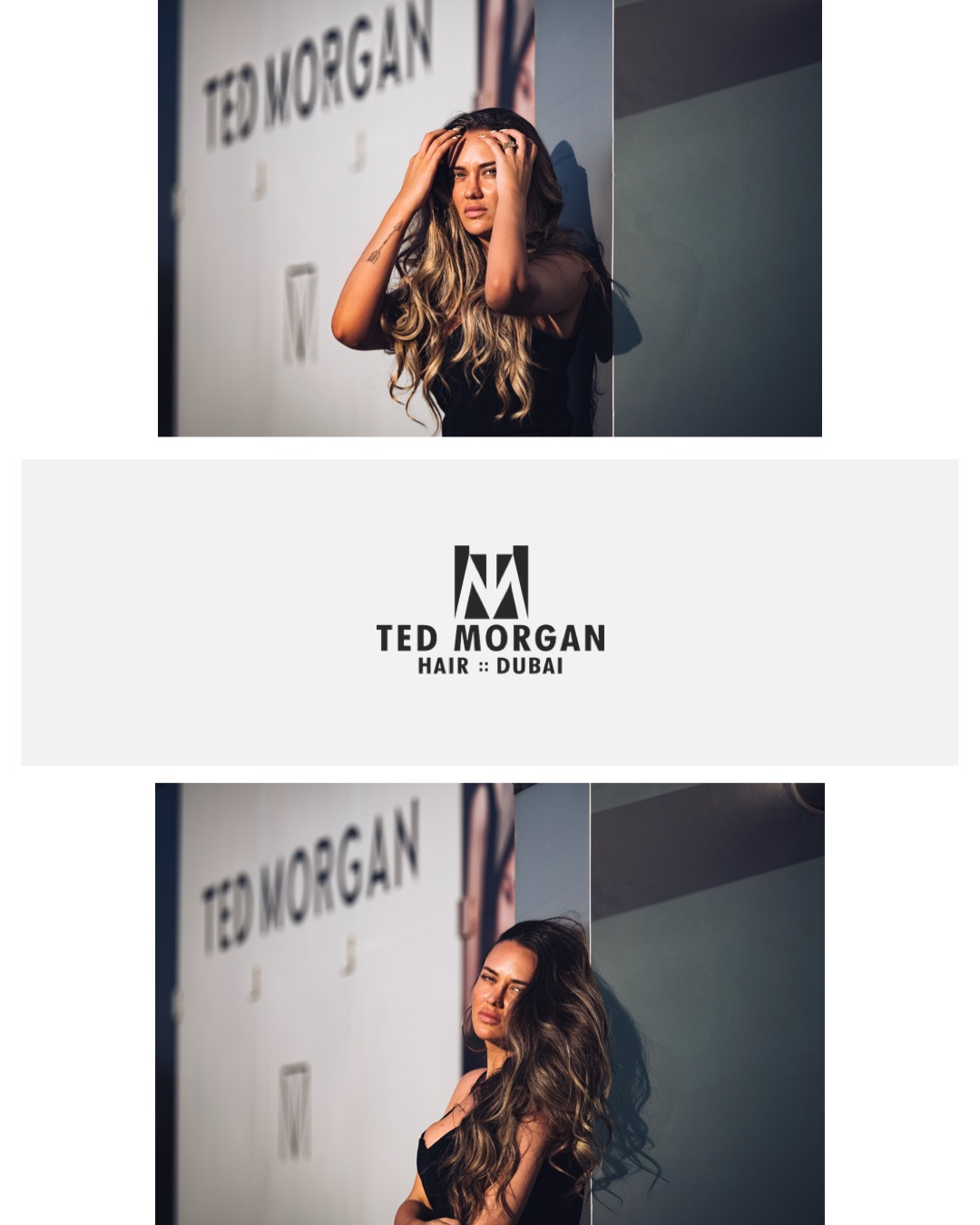Ted Morgan Hair Salon Dubai | Joanna Colomas joannacolomas.com
