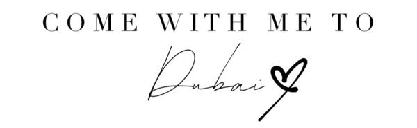 Come With Me | Dubai | Joanna Colomas joannacolomas.com