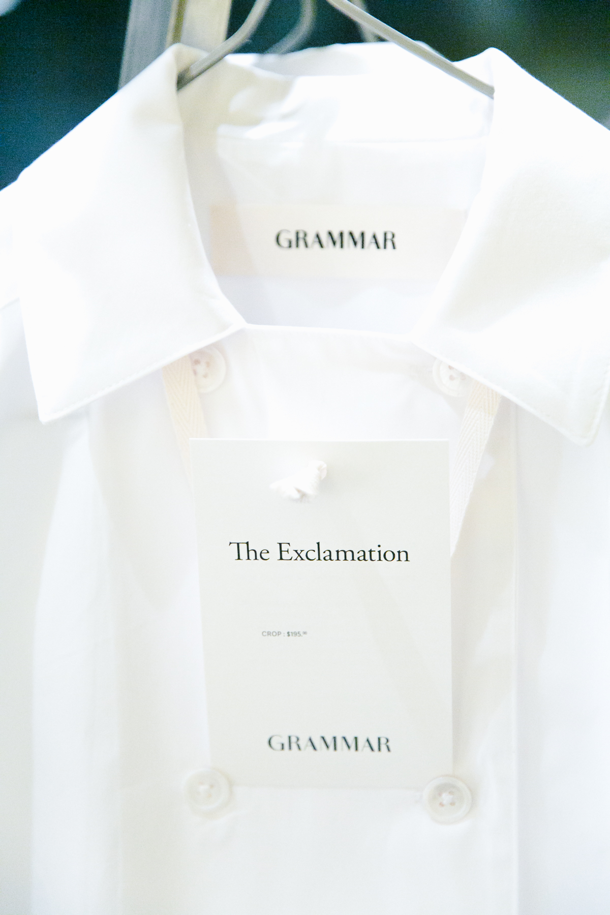 The Exclamation Crop