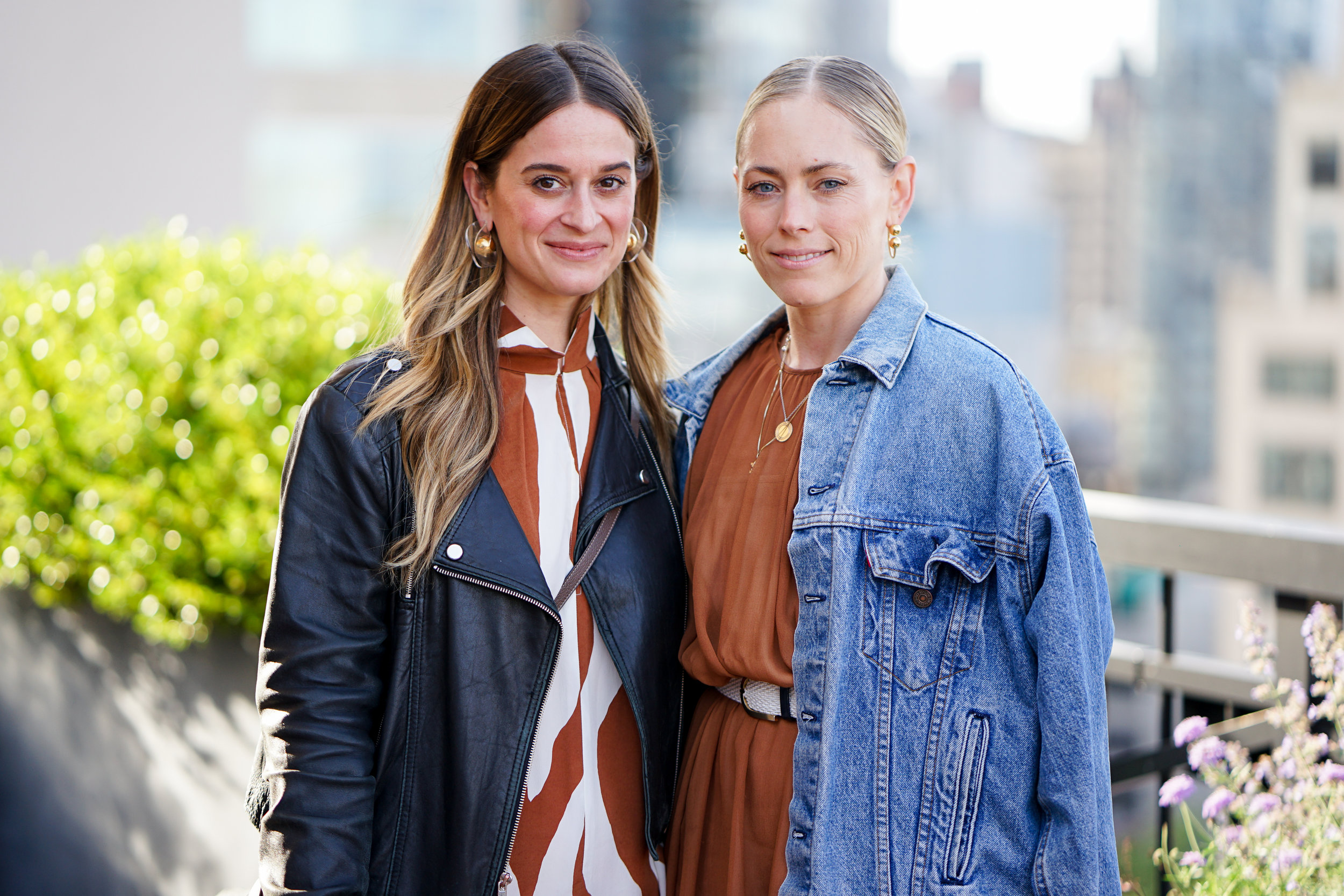 Chelsea Healy and Nicole Heim, founders of  Cienne .