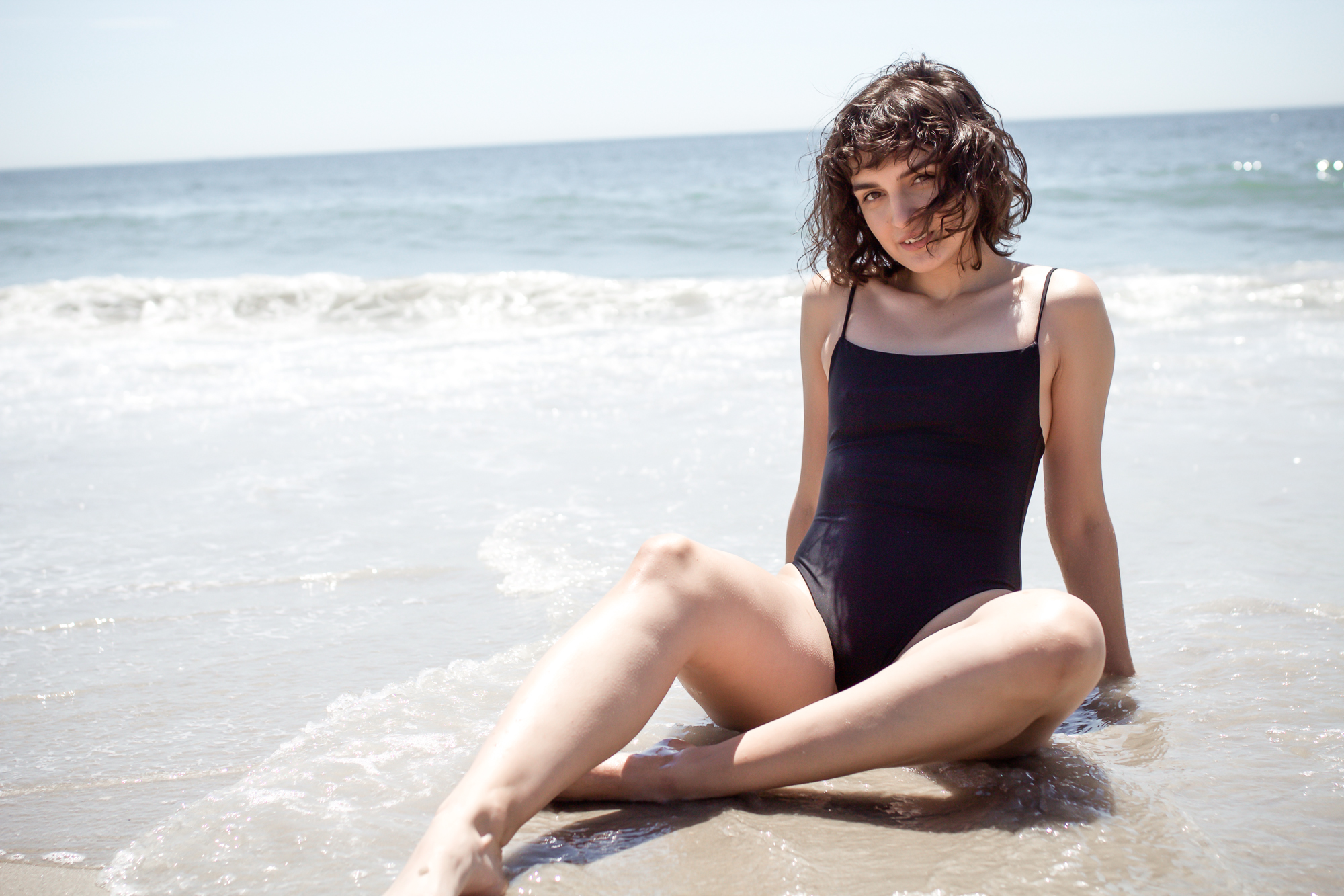 The Saltwater Collective Paulina One-Piece