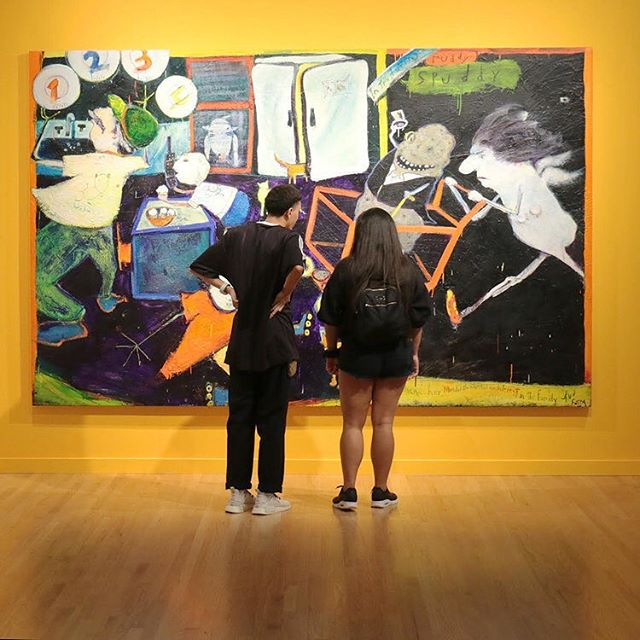 Dear Art, What's Taking You So Long? Read all about @kell_menow's visit to The Hawaii State Art Museum during Slow Art Day held on April 6th. 🖼 #linkinbio
