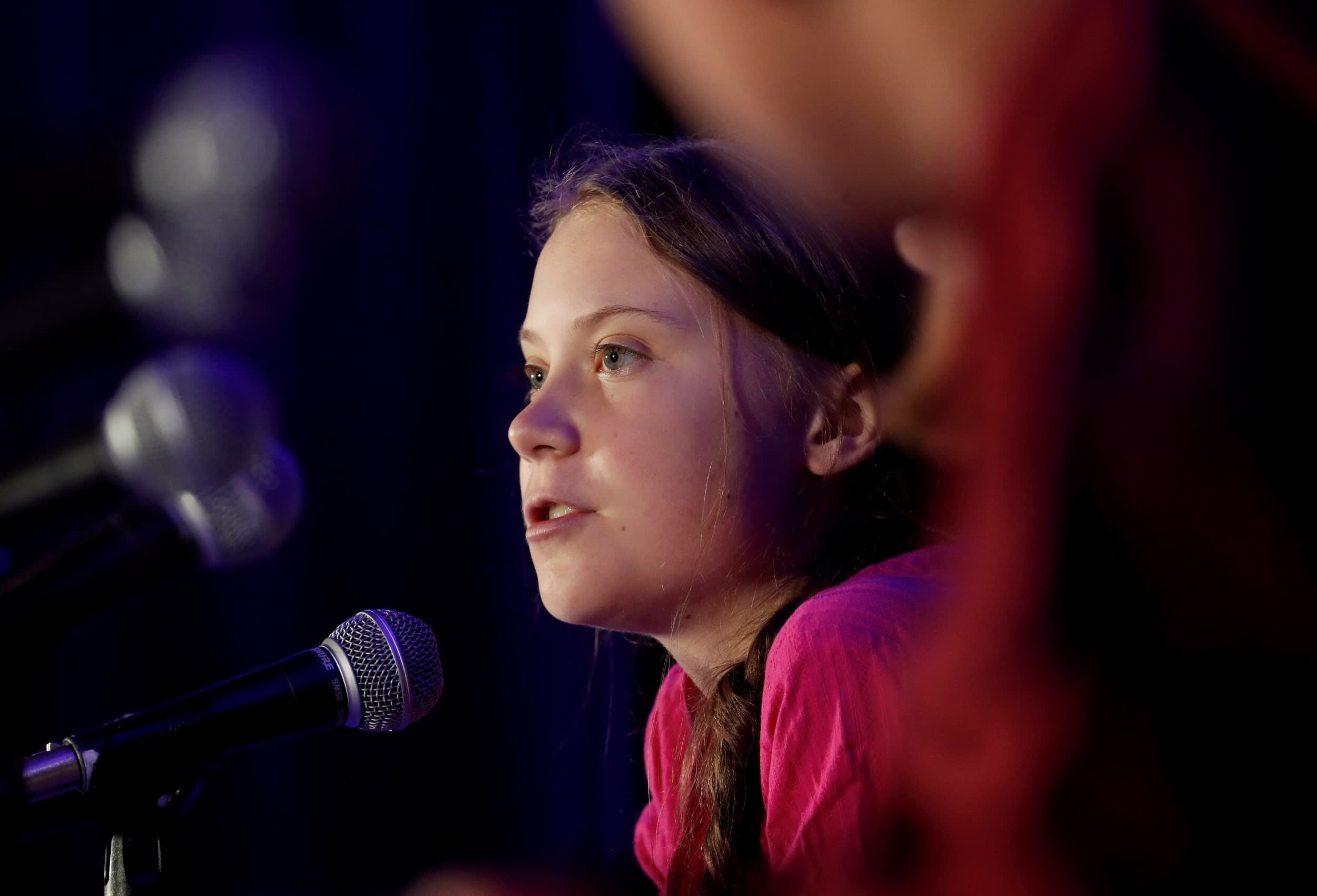 Greta Thunberg's Speech At The UN Climate Action Summit
