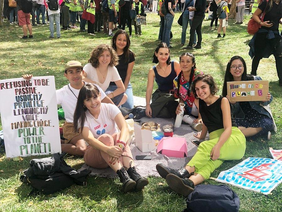 SUSTAIN's Global Climate Strike Potluck