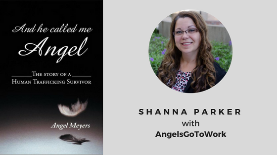 To purchase a copy of the book  And He Called Me Angel: The Story of a Human Trafficking Survivor,  click  here . A percentage of the proceeds from sales go directly to fund ANGELSGOTOWORK's fight against Human Trafficking.