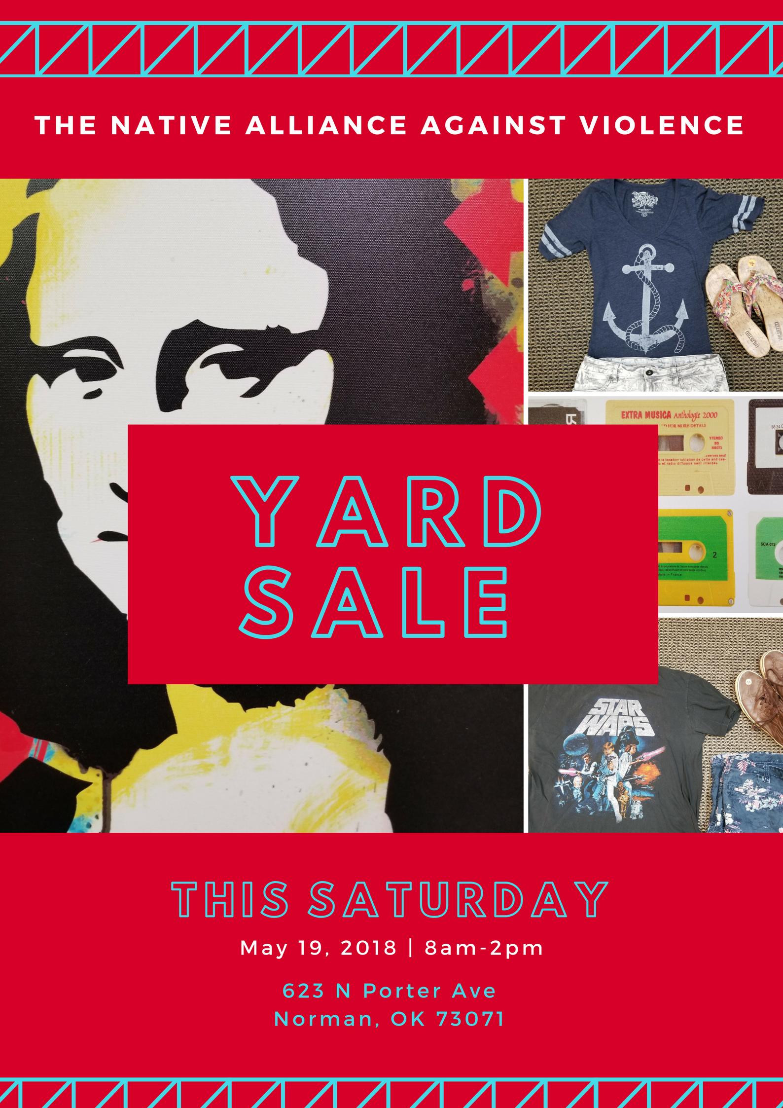 NAAV Yard Sale.jpg