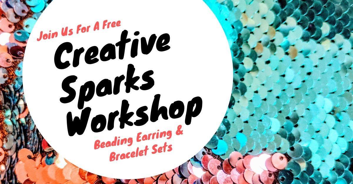 Creative Sparks Workshop- CPN House of Hope