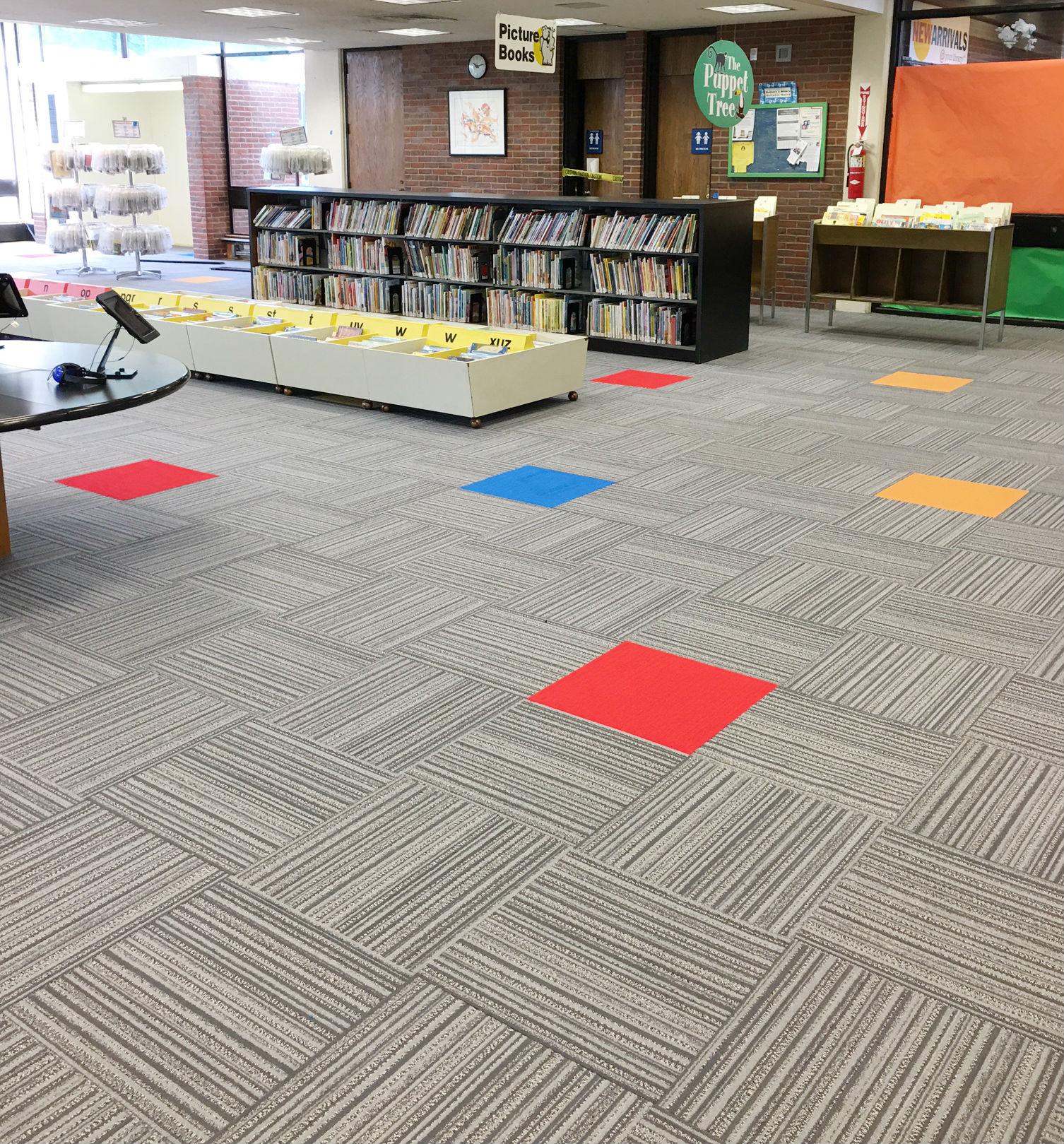 Nashua Library + Atkinson Carpet & Flooring