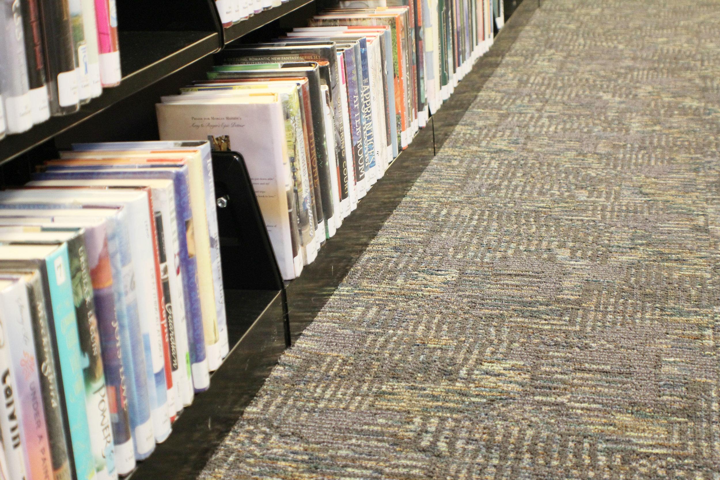 Sargent Memorial Library Boxoborough x Atkinson Carpet & Flooring