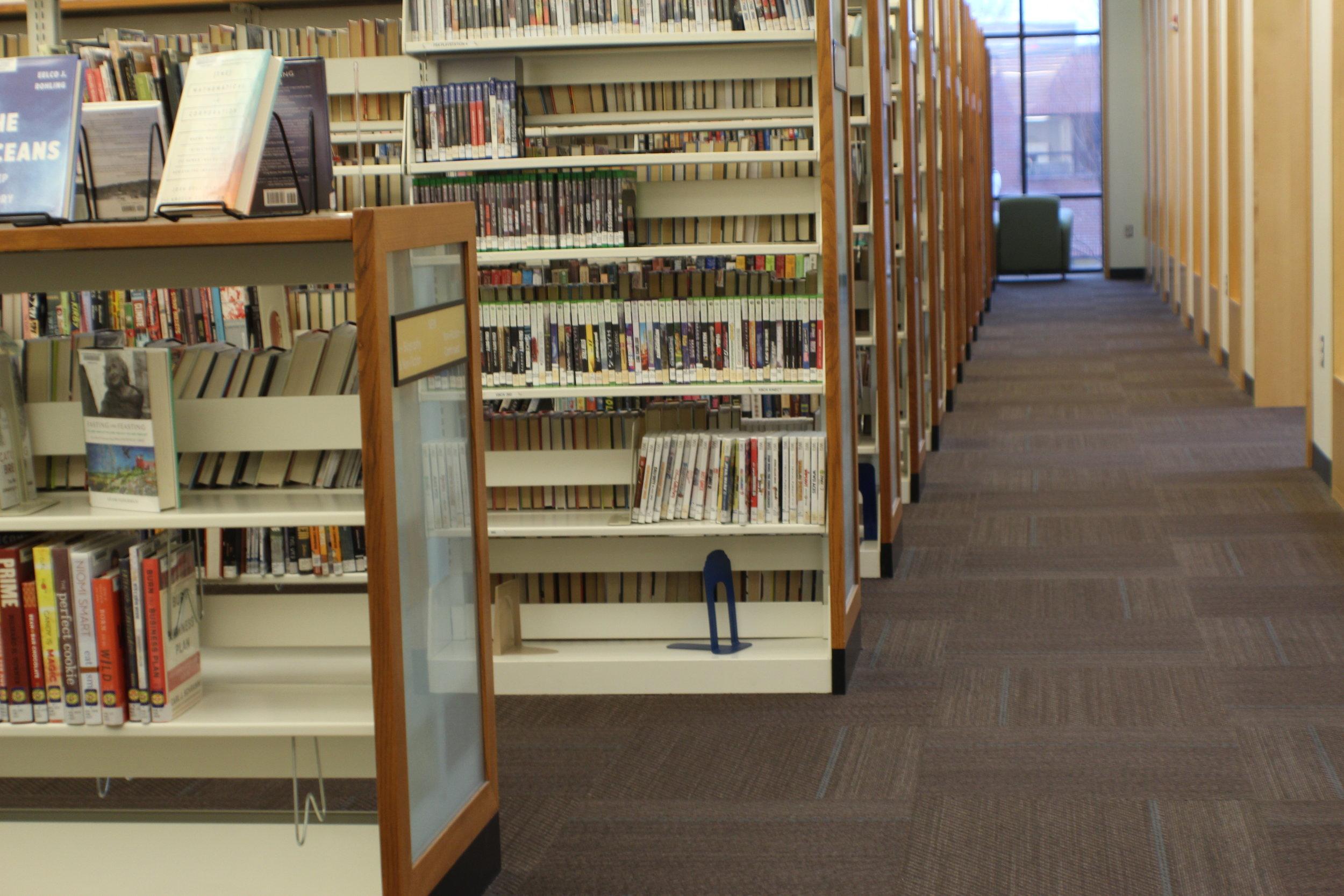 Watertown Public Library x Atkinson Carpet & Flooring