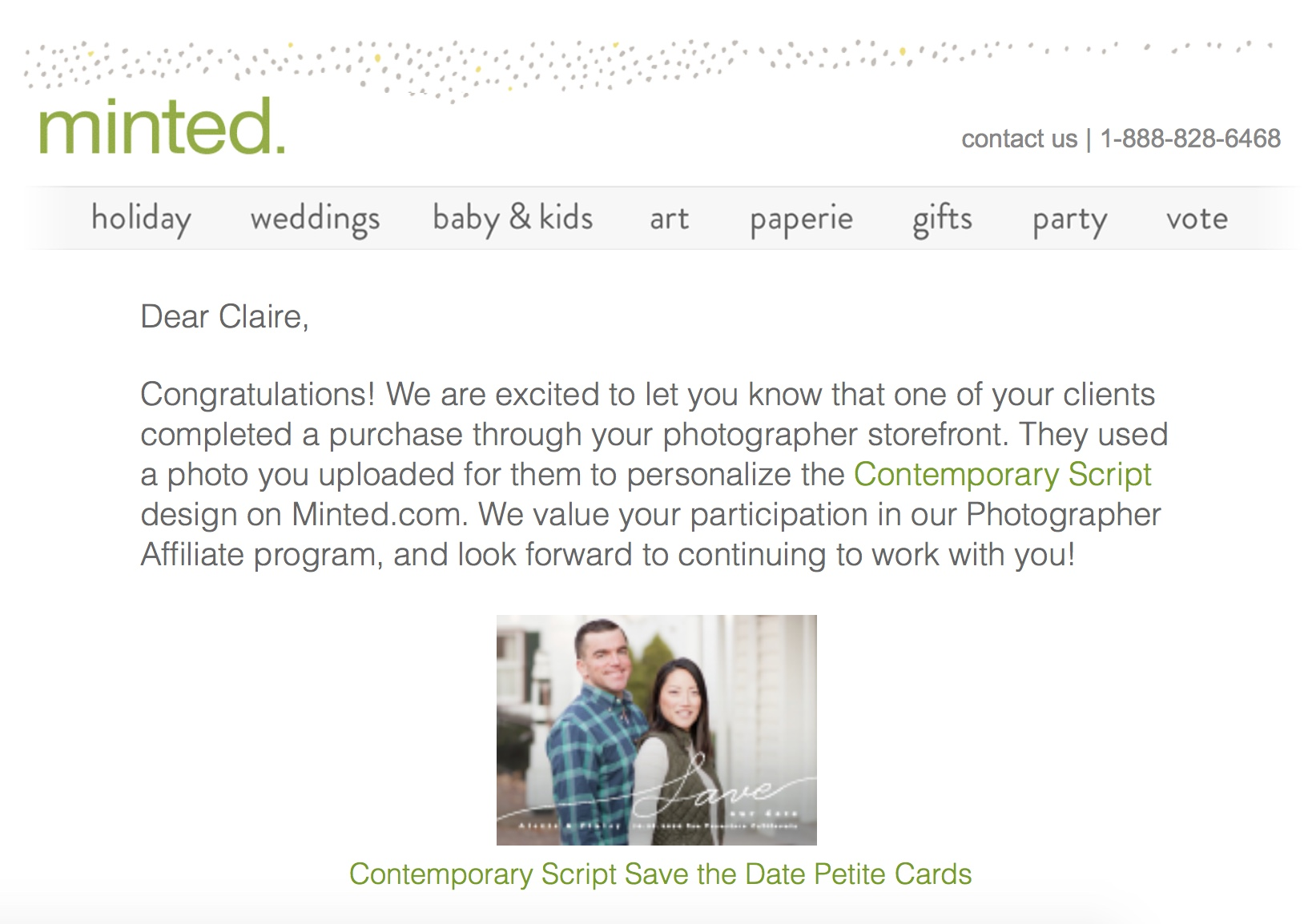 using minted photographer affiliate program
