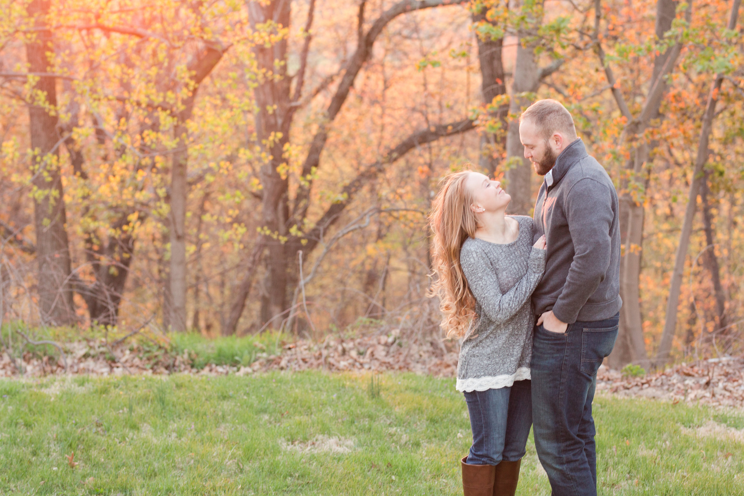 harper's ferry engagement pictures
