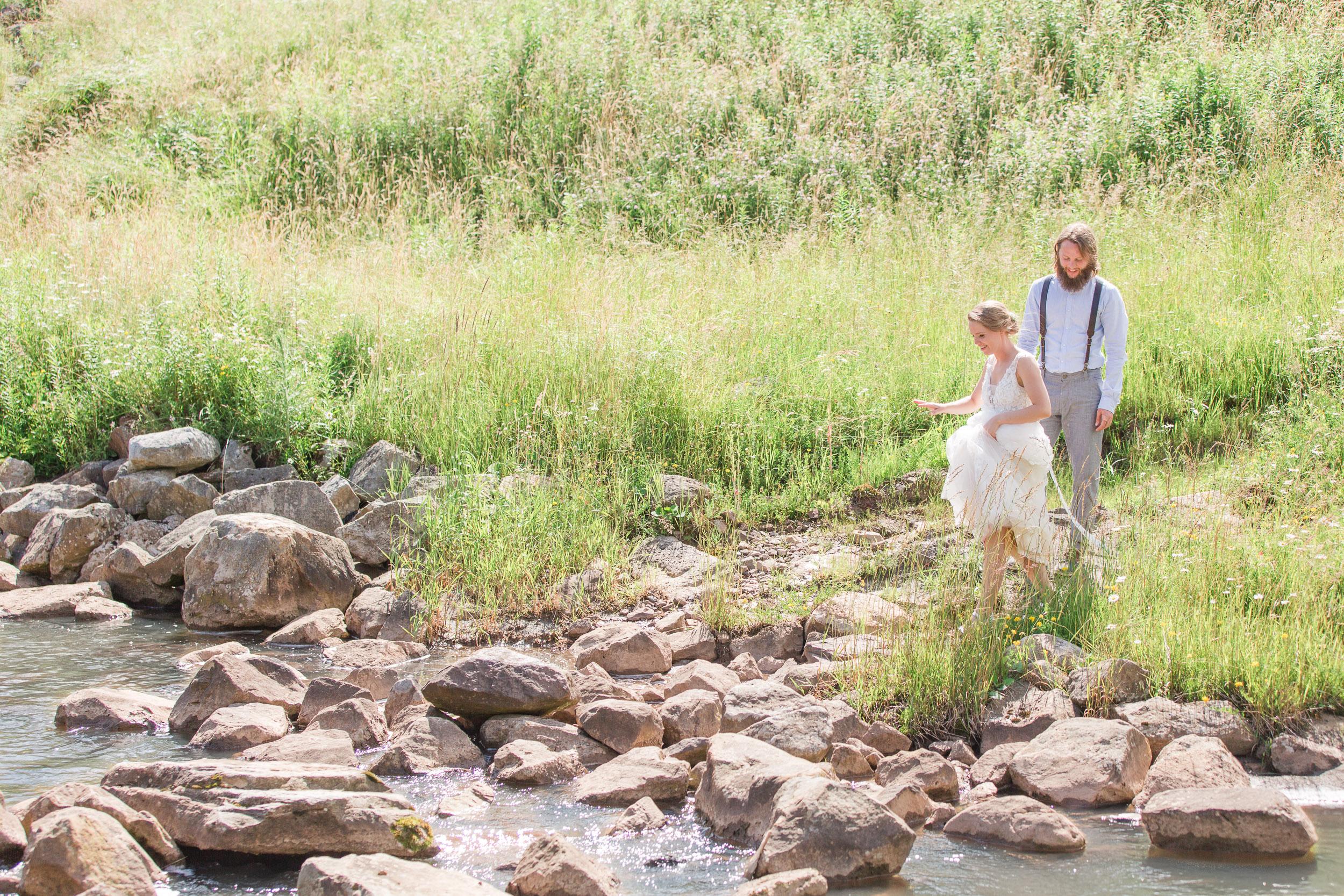 wv snowshoe wedding first look summer hiking-4.jpg