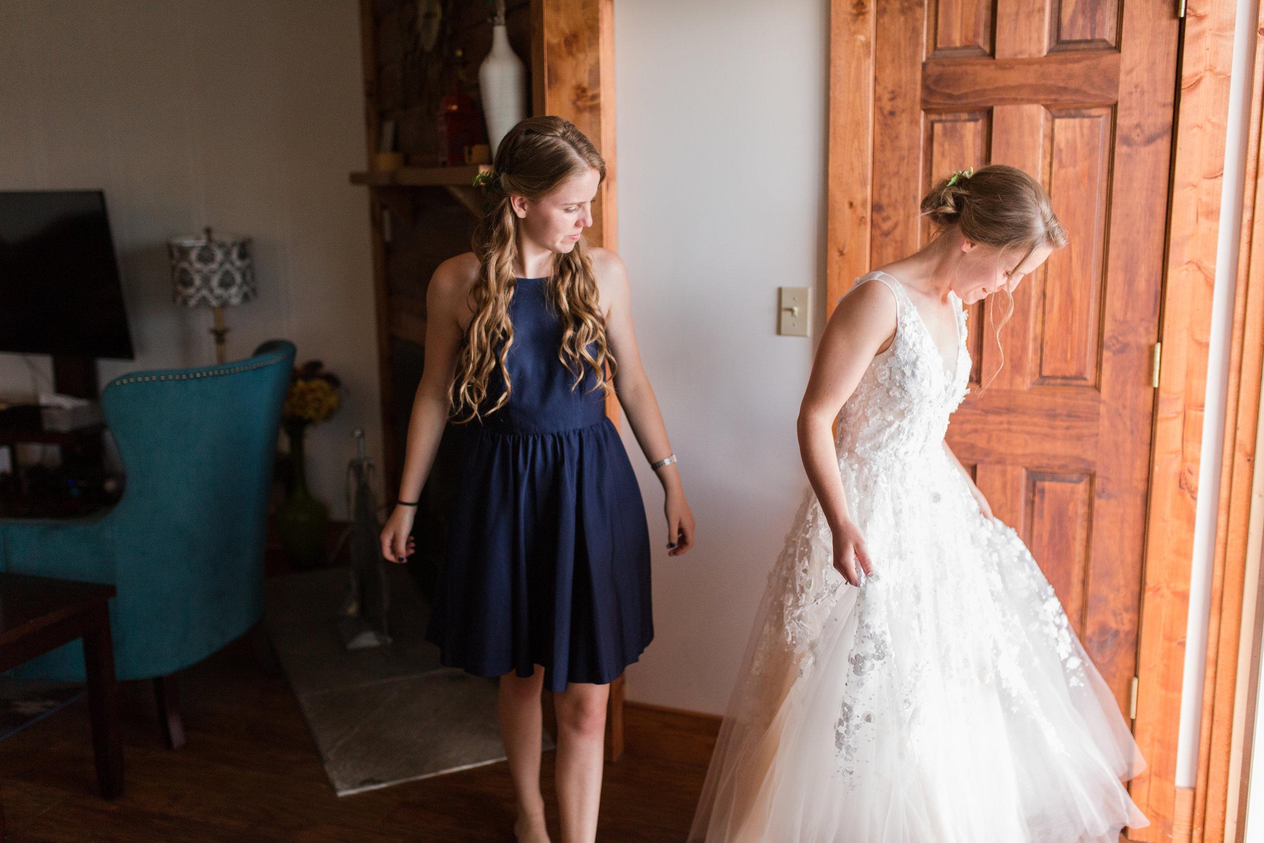 bridal prep time at snowshoe wv
