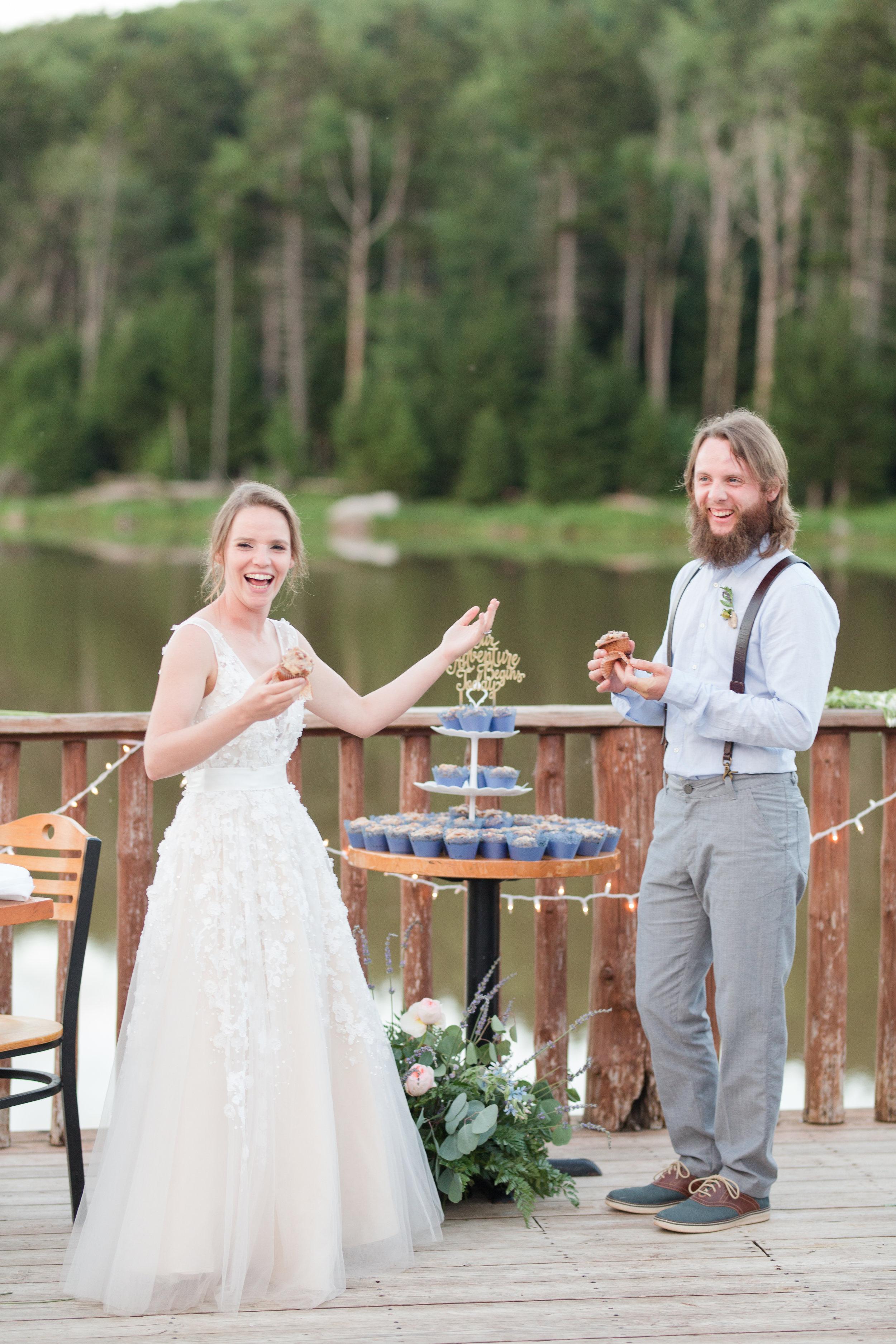 authentic genuine wedding photography in wv, lakeside mountain wedding wv, boathouse snowshoe resort