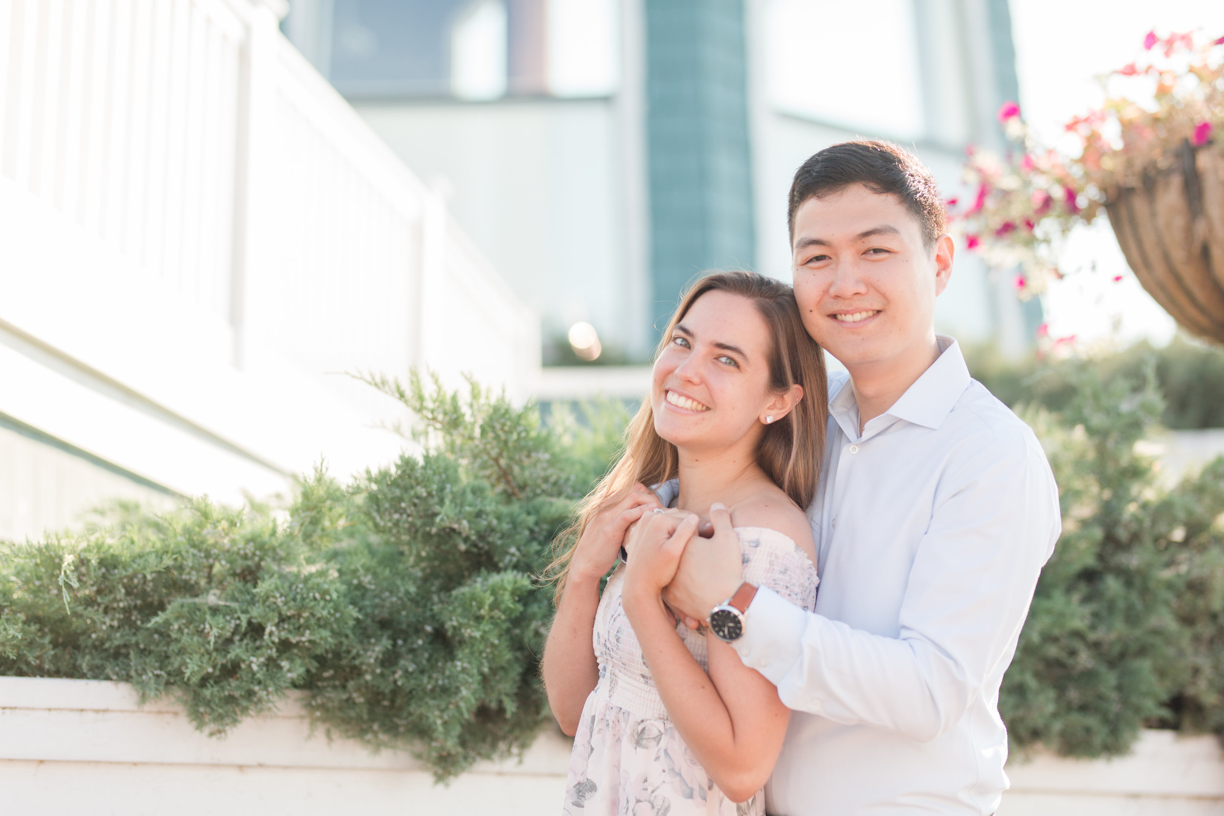 Alexandria engagement session