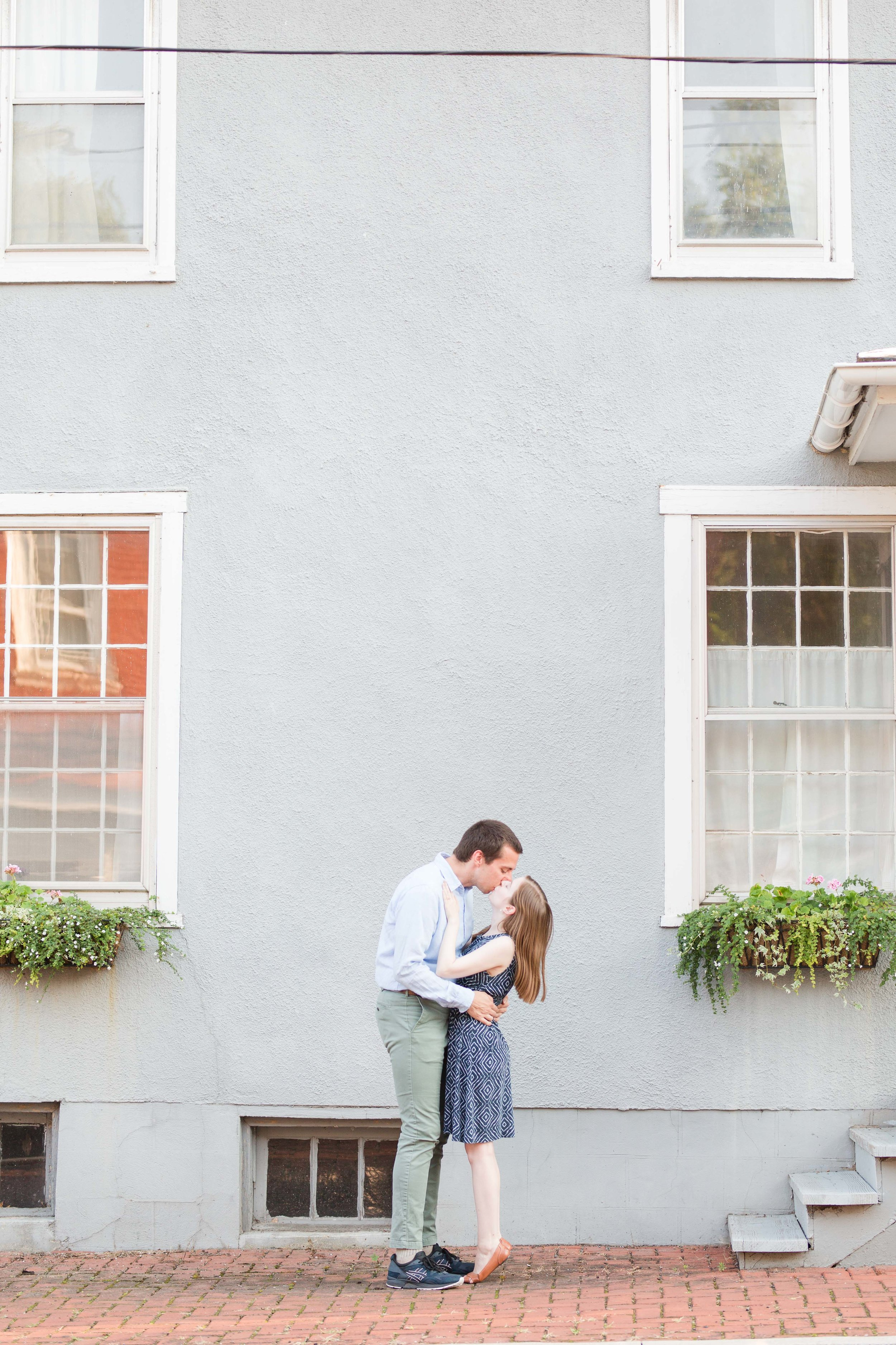 shepherdstown, wv engagement pictures