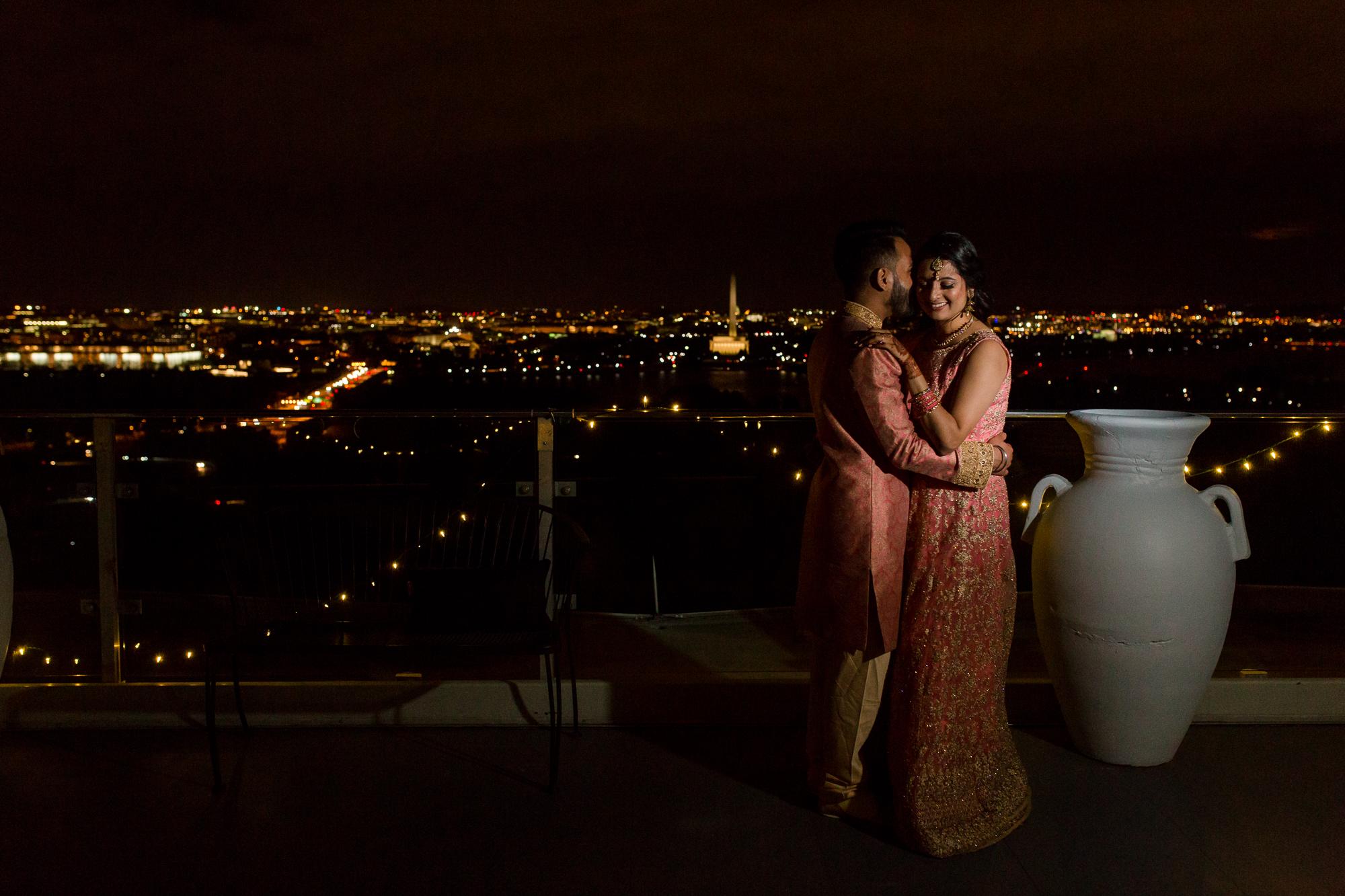 anumeet and gopika, indian engagement ring ceremony, top of the town, alexandria, northern virginia, nova weddings-115.jpg
