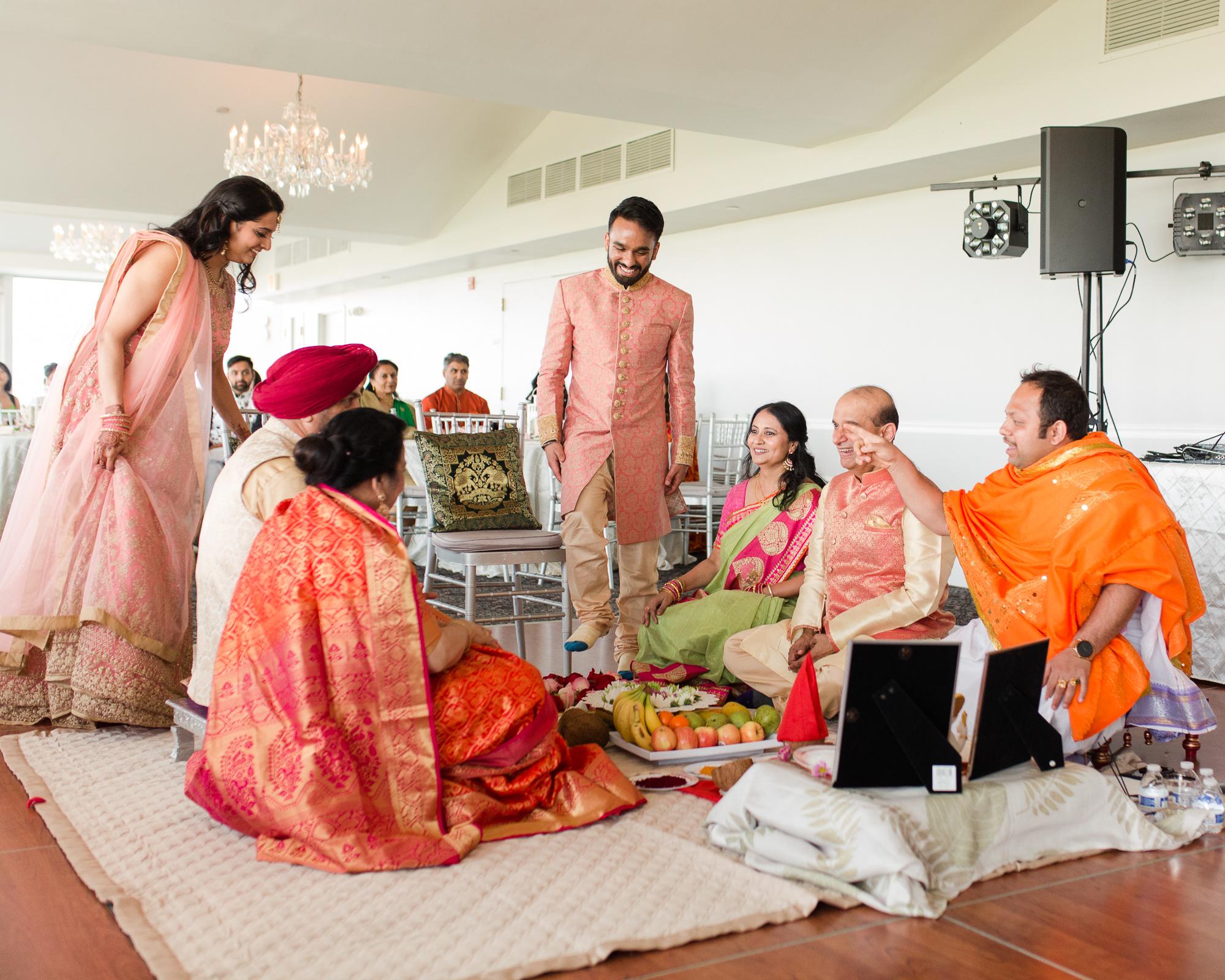 anumeet and gopika, indian engagement ring ceremony, top of the town, alexandria, northern virginia, nova weddings-23.jpg