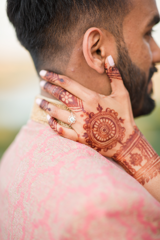 anumeet and gopika, indian engagement ring ceremony, top of the town, alexandria, northern virginia, nova weddings-69.jpg