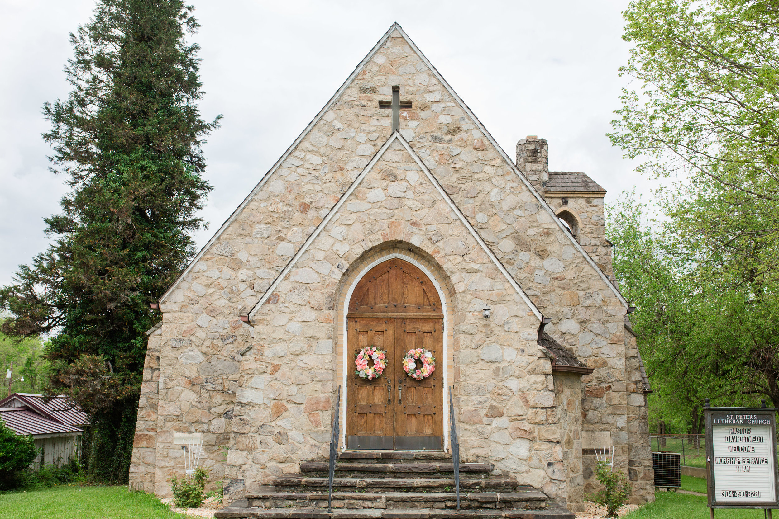 Wardensville WV Lutheran Church