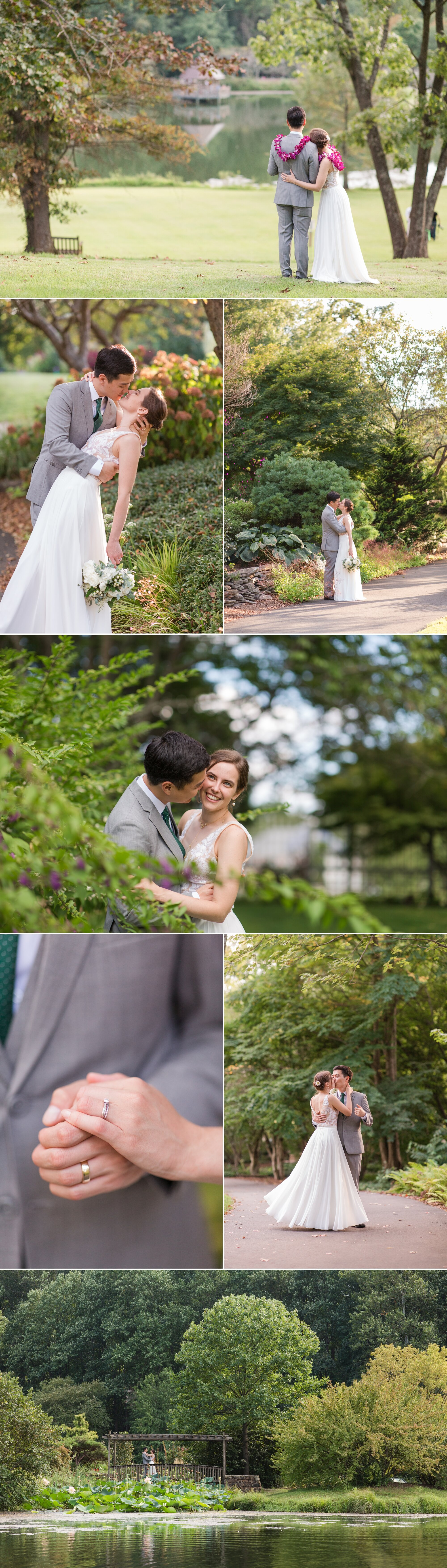 nova parks, meadowlark botanical gardens, atrium, wedding
