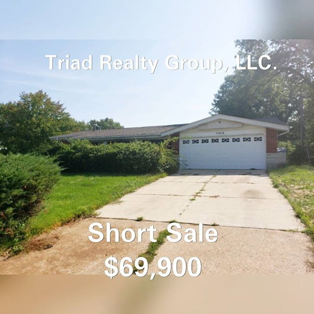 A little TLC and this will be a great home. I love helping clients find a way out of no way @triadrealtygroup. ° ° We are in business for our customers.