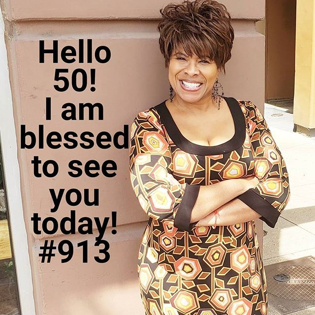 Yep... today is my BLESSED DAY! 🎈🎈🎈° ° As I depart from my 40's and enter my 50's.. I'm so emotional for many reasons. 😳🤩😁😥🤣° ° God has really, TRULY, been GOOOOOOOOOOOOD to me!!!!!!!° ° NO MEDS, NO GRAY HAIR.. JUST A LITTLE FLUFFY 🤣🤣.. BUT BLESSED! ° ° I've literally LIVED my best life and I KNOW it only gets better from here 💯🎁. ° ° I'm excited to see all that GOD has for me in this next decade. THANK YOU JESUS FOR BLESSING ME 🙌🏽🙌🏽🙌🏽🙌🏽🙌🏽🙌🏽🙌🏽🙌🏽🙌🏽🙌🏽🙌🏽🙌🏽🙌🏽
