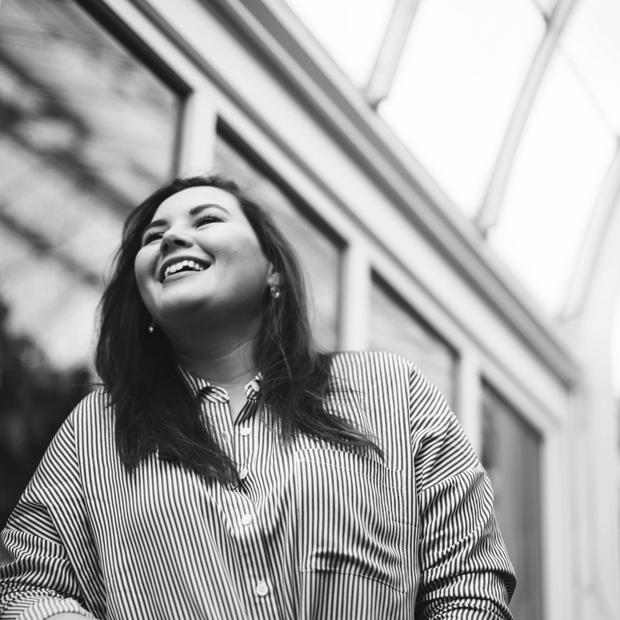 Keidi - Studio ManagerShe smiles when she talks- enough said.