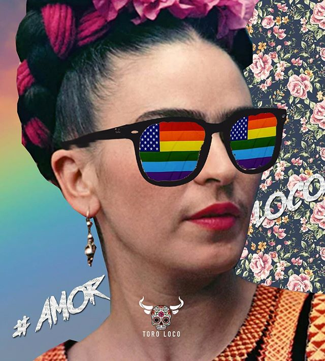 🔥 Amor wins !!! 🌈  Happy #pridemonth , Catch more of this #amorloconyc at our Sunday Mezcal Drag show !!! ☎️ Call me for reservations 917 262 0444 💅🏻 . . . #batterypark #bottomlessbrunch #weekendbrunch #cocktails #fidi #nycfood #brunchnyc #pridenyc