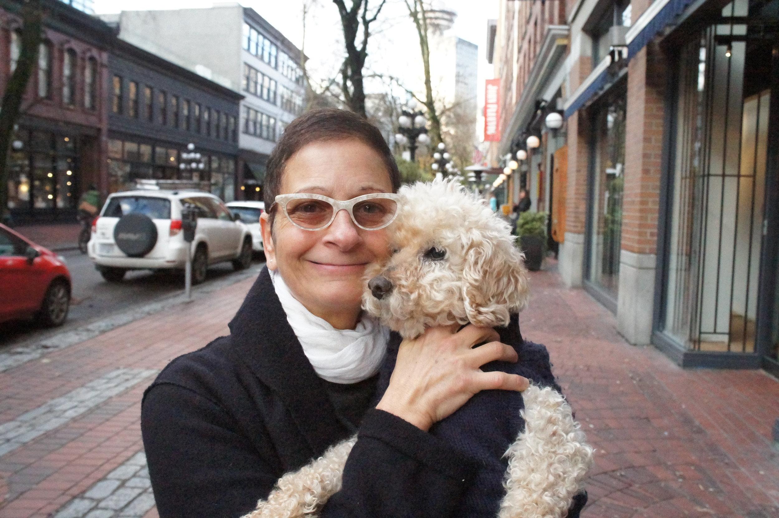 Custom Dog Hair Eyeglasses - Handcrafted in Vancouver.JPG
