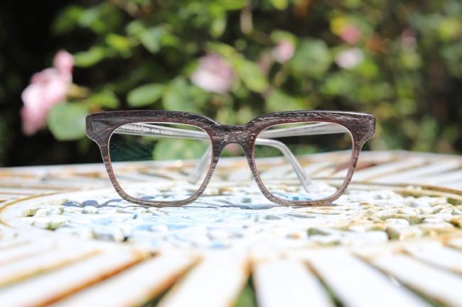 Horse Hair Eyeglasses