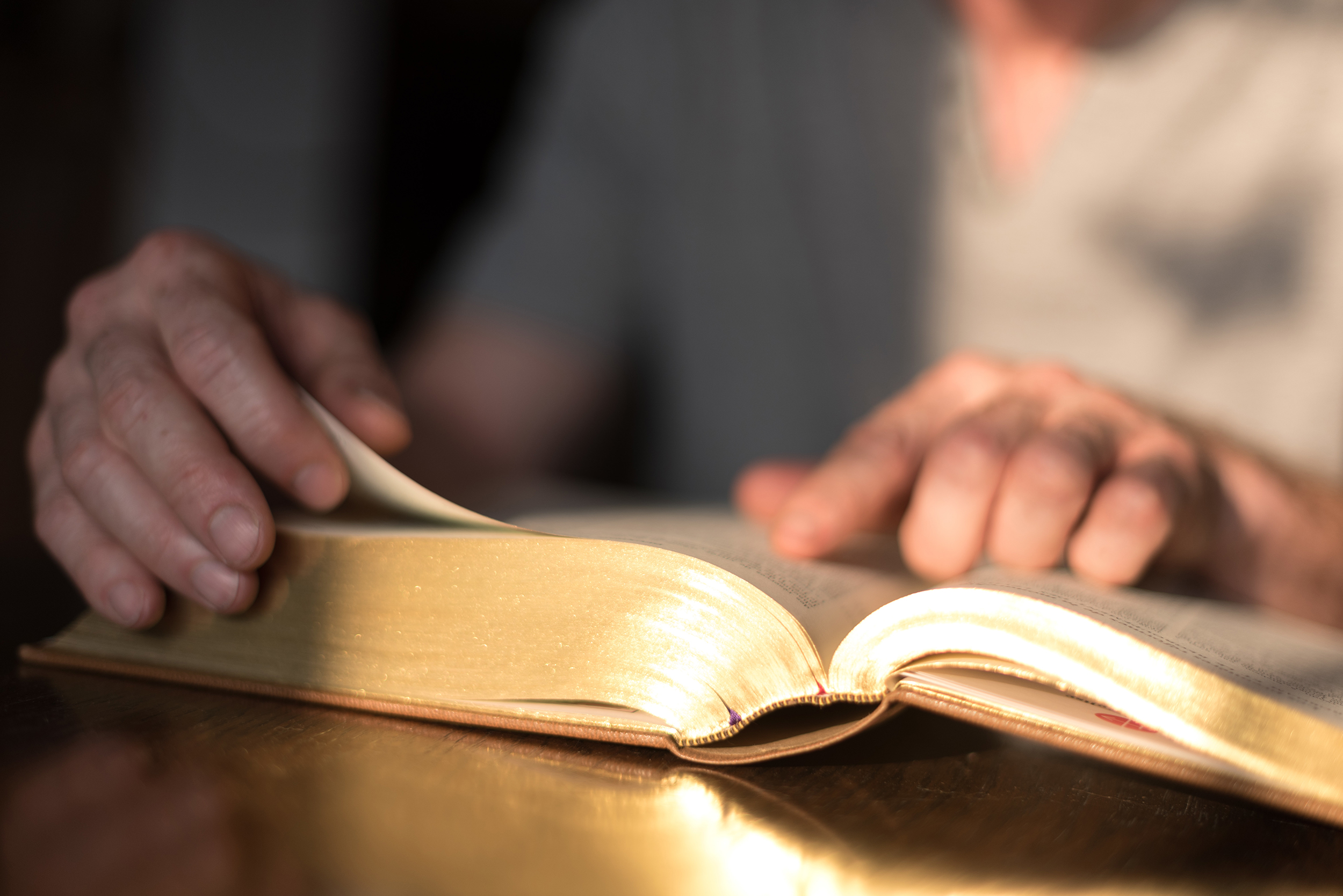 HOLY BIBLE (IMAGE CREDIT: ADOBE STOCK PHOTOS).