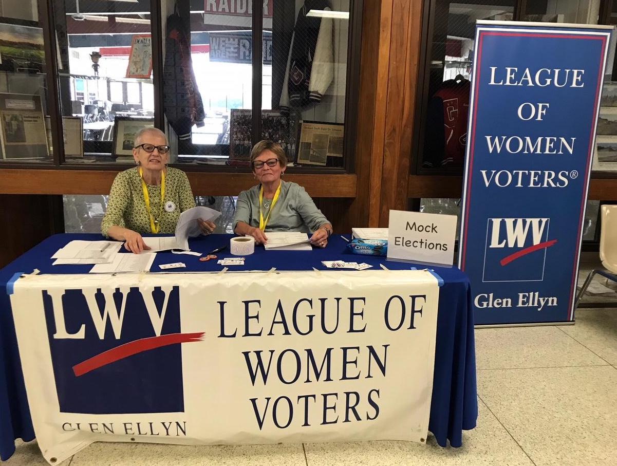 LWVGE Mock Elections 9 18 14.jpg