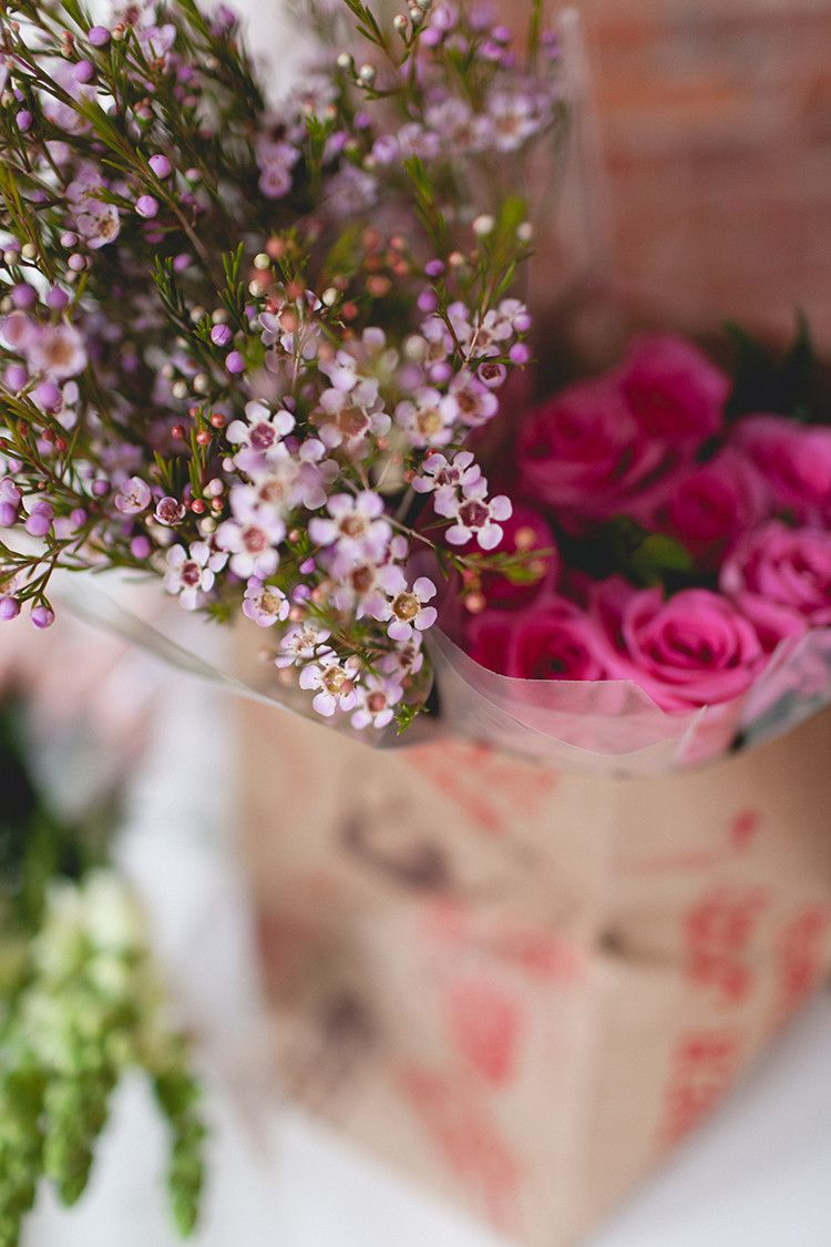 Grab Some Flowers From the Grocery Store