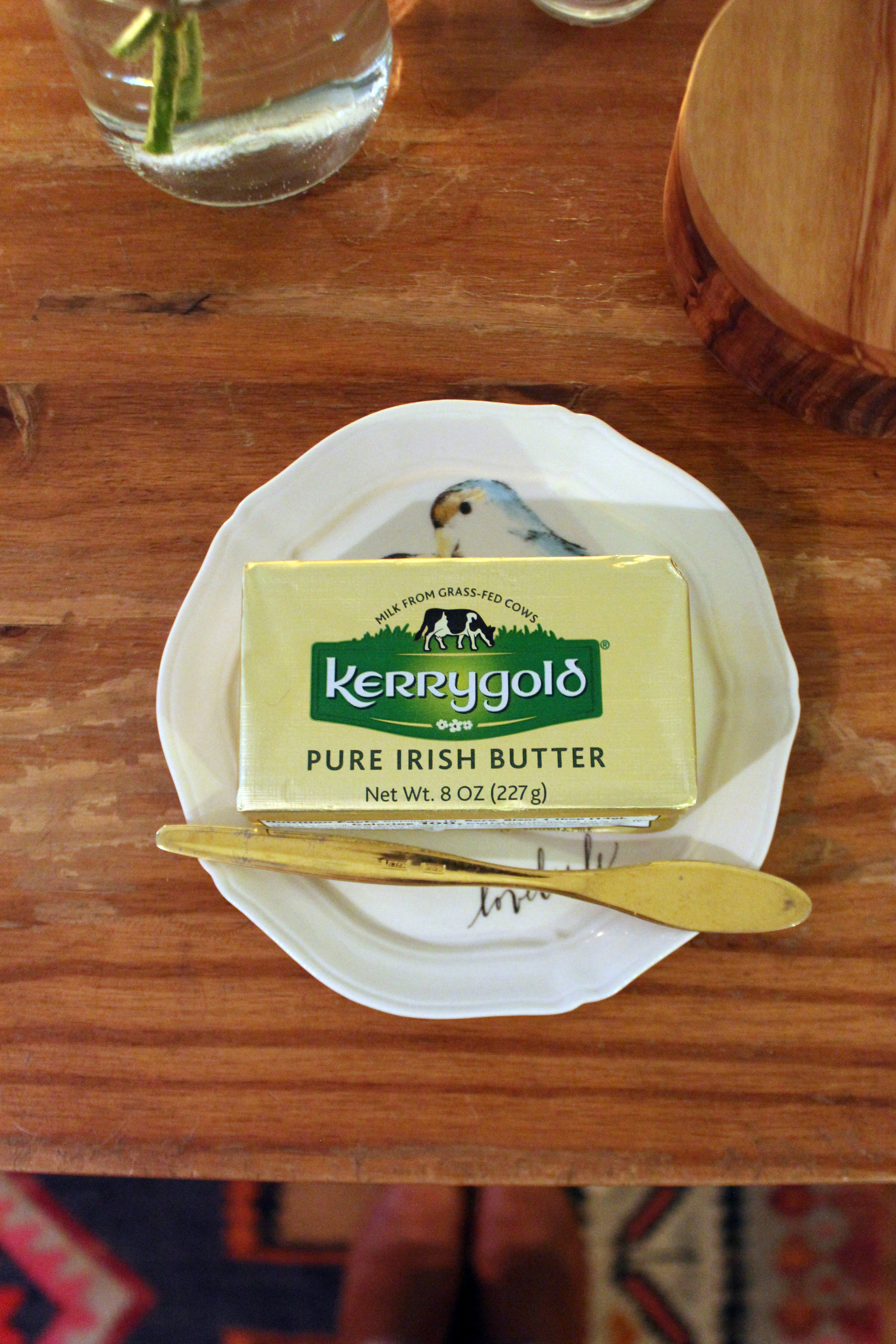 Kerrygold is a table staple!