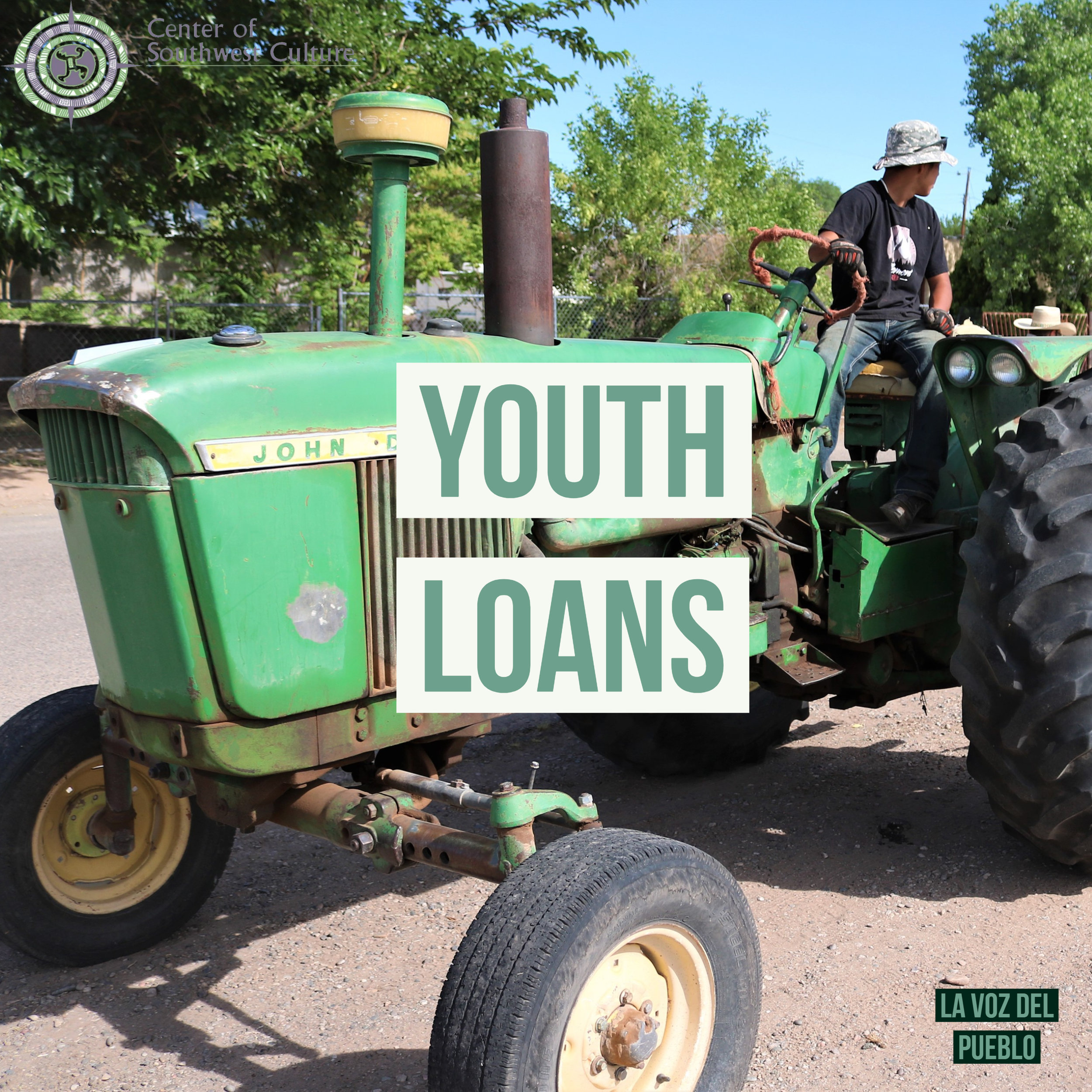 Young Loans - The FSA makes loans to individuals young persons to start and operate income-producing projects of modest size in connection with their participation in 4-H clubs, FFA, a Tribal youth group or similar agricultural youth organization. PDF information can be found here.
