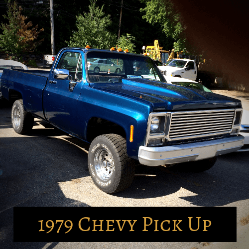 1979 Chevy Pick Up New Wiring Harness Coachworks Auto Belmont MA Jim Venuti graphic.png