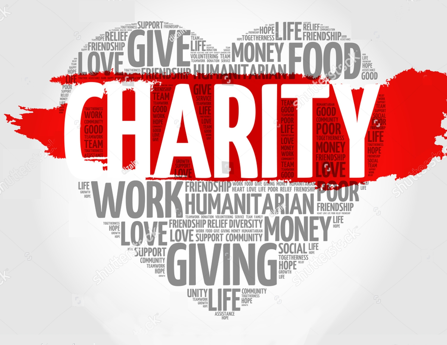 CHARITY - All net proceeds go to charity. Every month's event sponsors a responsible, well researched group or organization making a positive difference in the world.