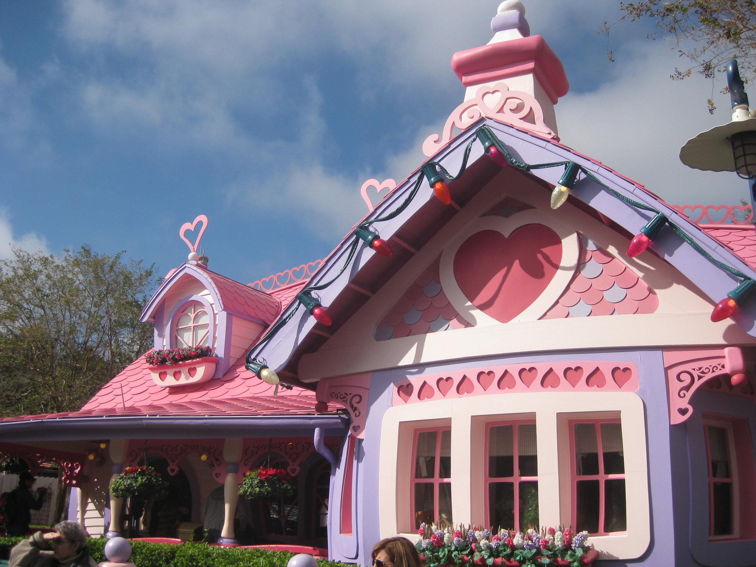 Christmas 2010 at Disney World