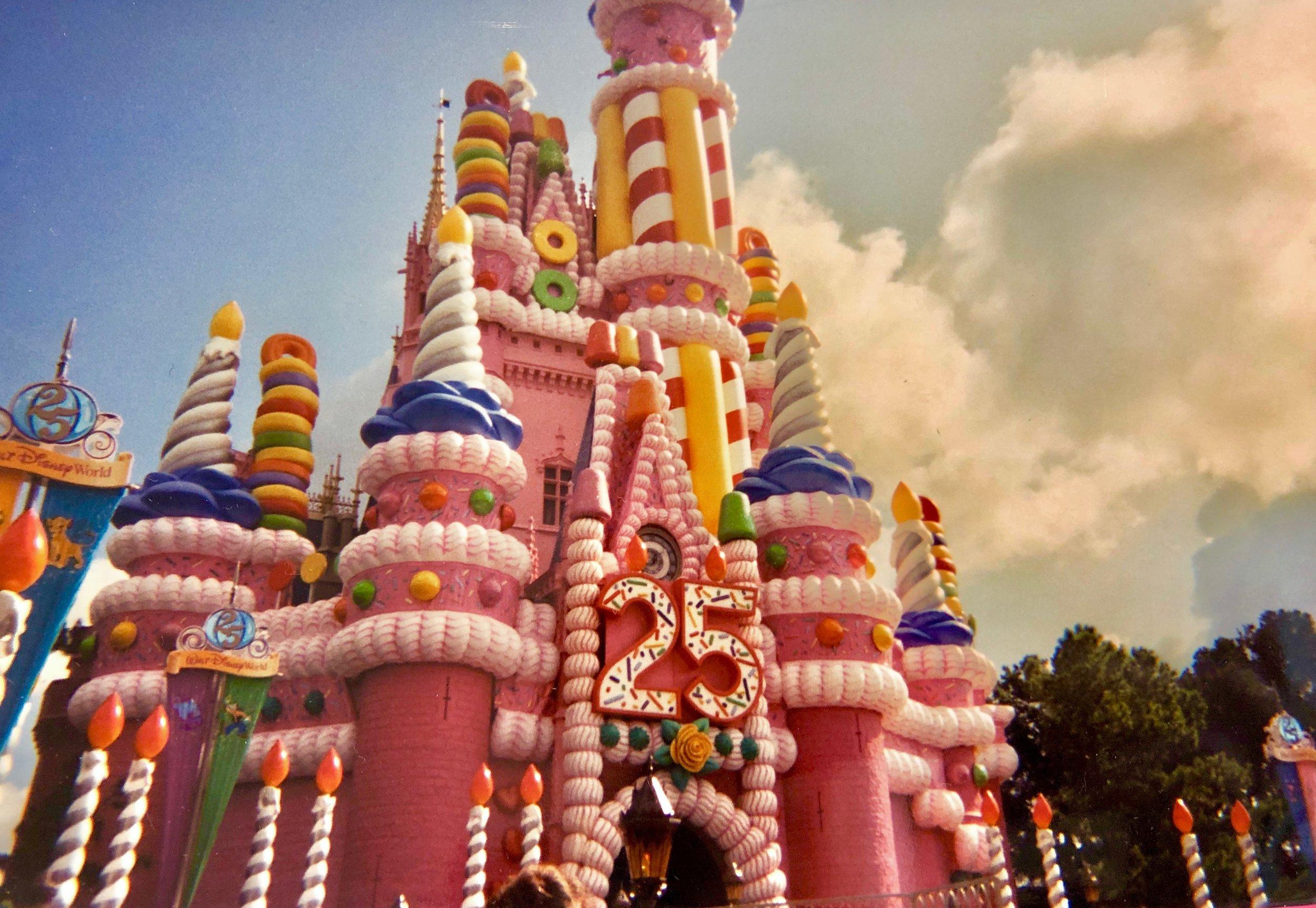 Disney World's 25th Anniversary 1997