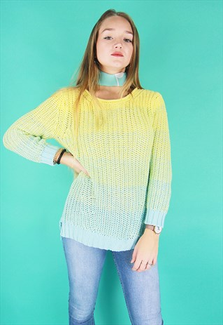 Ombre Sweater @ ASOS Marketplace