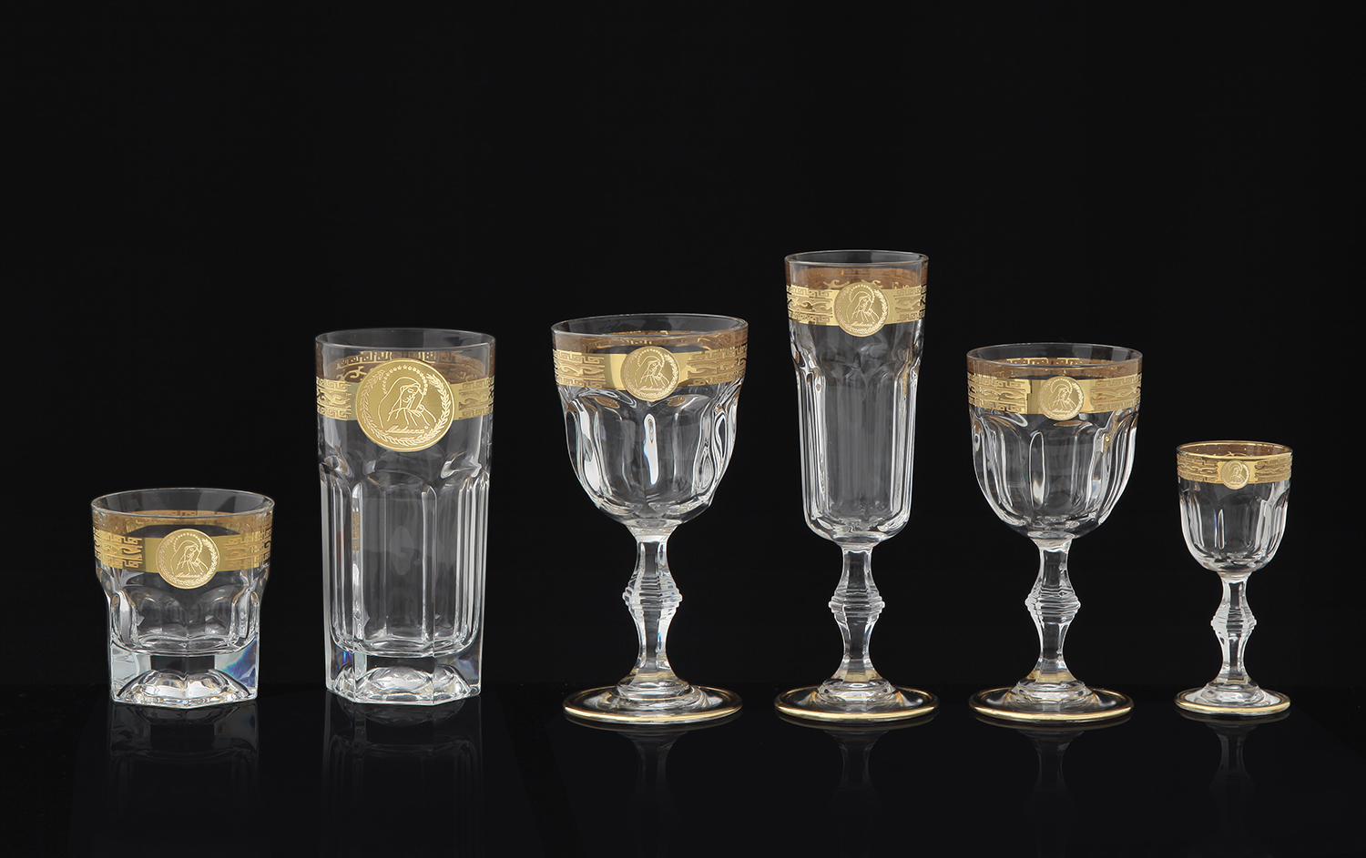 Madonna Glass Collection